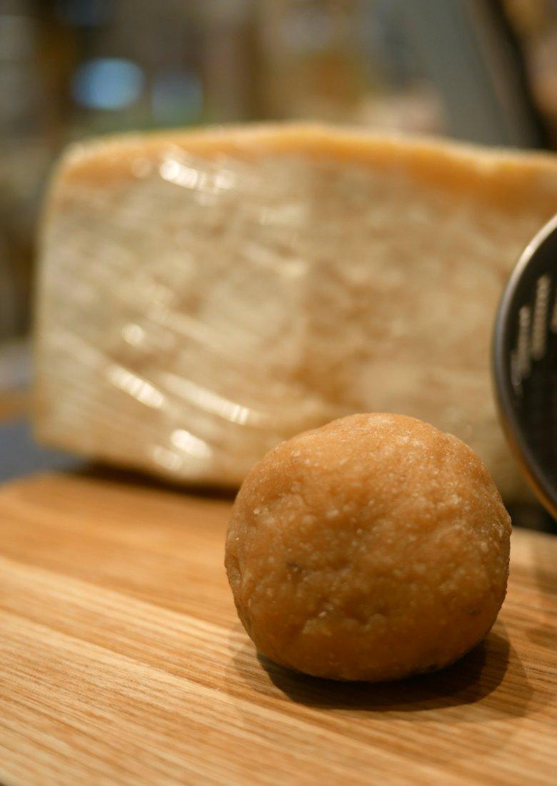 Zieger-Käse: Perfekt zum Reiben und Würzen.