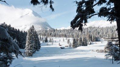 Winterlandschaft in Wildmoos, © Olympiaregion Seefeld