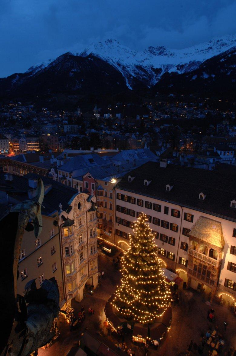 Weihnachtsmarkt Innsbruck
