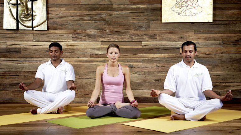 Yoga im Ayurveda Resort Sonnhof, © Ayurveda Resort Sonnhof