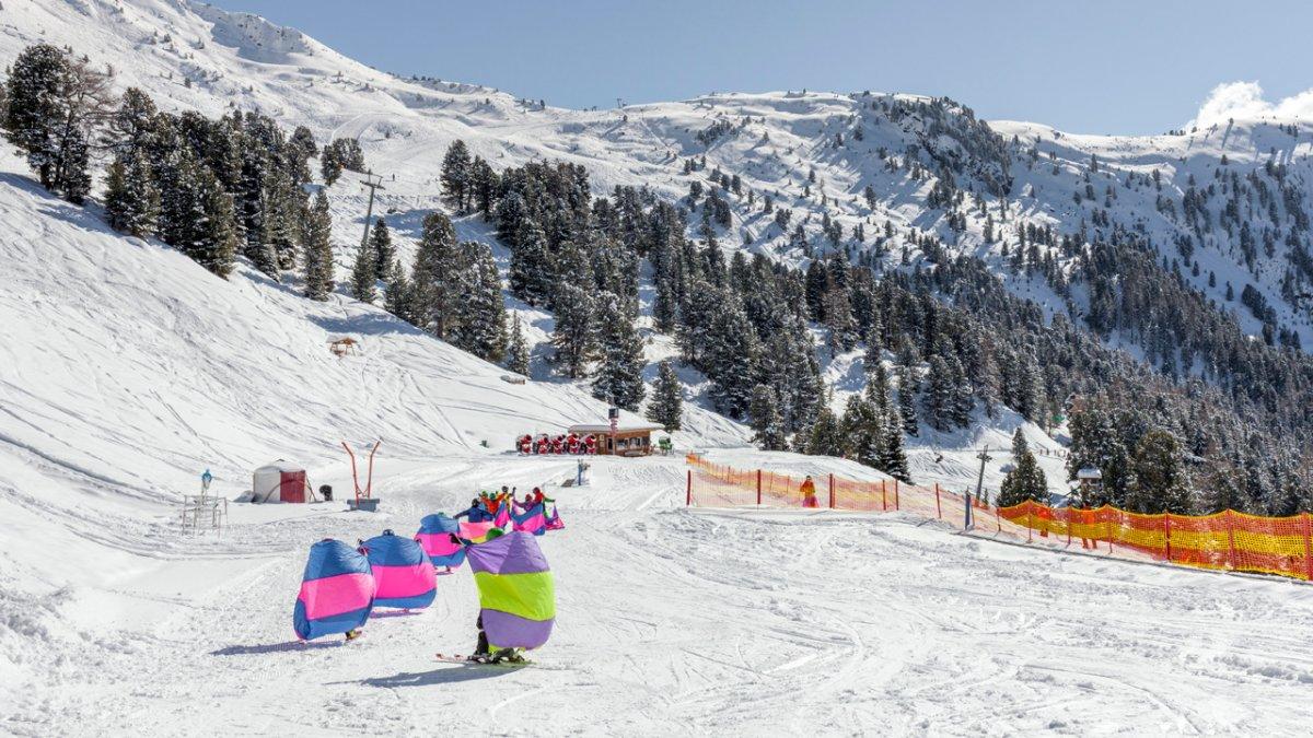 Skiurlaub mit der Familie im Pitztal, © Tirol Werbung - Robert Pupeter
