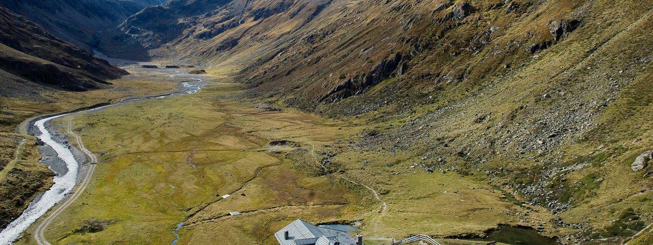 Amberger Hütte, © Ötztal Tourismus