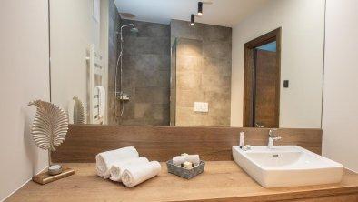 Hotel Rufi´s Badezimmer Impressionen