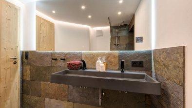 Penthouse Lilie_Badezimmer1 - ALPtyrol, © ALPtyrol