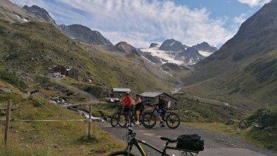 E - Biken in die Bergen
