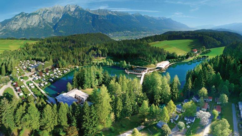 Campingplatz Natterer-See , © Innsbruck Tourismus/Natterer See