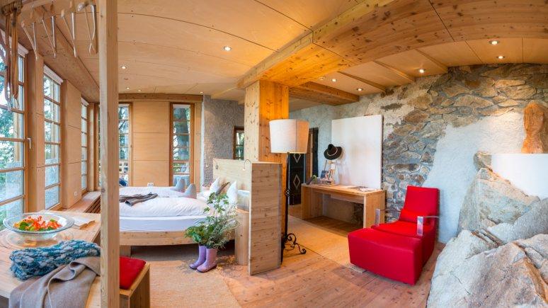 Zimmer im Bio-Hotel Grafenast, © Bio-Hotel Grafenast