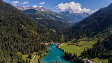 Verwallsee, © TVB St. Anton am Arlberg