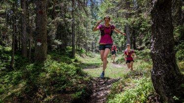 Der Starkenberger Homerun und das neue Trail Triple sind für die Teilnehmenden ein Naturerlebnis erster Klasse, © Starkenberger Homerun / Harald Wisthaler
