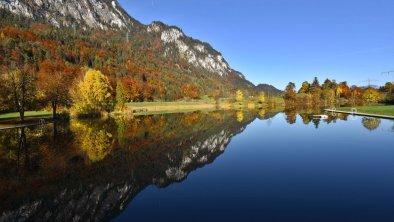 Herbst am Reintaler See, © Alpbachtal Tourismus