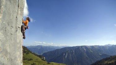 Klettergebiet Achensee, © Tourismusverband Achensee