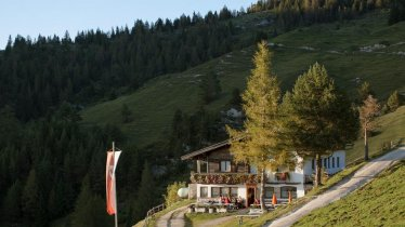 Adlerweg-Etappe 4: Gasthof Buchacker, © Tirol Werbung/Jens Schwarz
