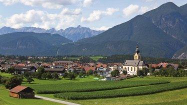 Oberperfuss im Sommer, © Innsbruck Tourismus/Christof Lackner