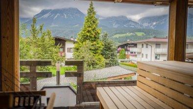 Hochfilzer_Hotel_Panoramasauna, © Hotel Hochfilzer GmbH