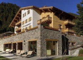 Tannenhof in St. Anton am Arlberg, © Hotel Tannenhof