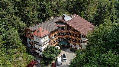 Hotel Gasthog Felsenkeller, Eingang