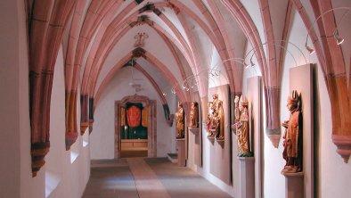 Rattenberg: Augustinermuseum Kreuzgang, © Alpbachtal Tourismus / Drexel Hermann