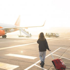 Flughafen Innsbruck , © Tirol Werbung / Casey Moore