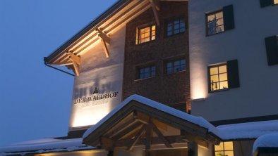 Der Waldhof - Winterbild 4