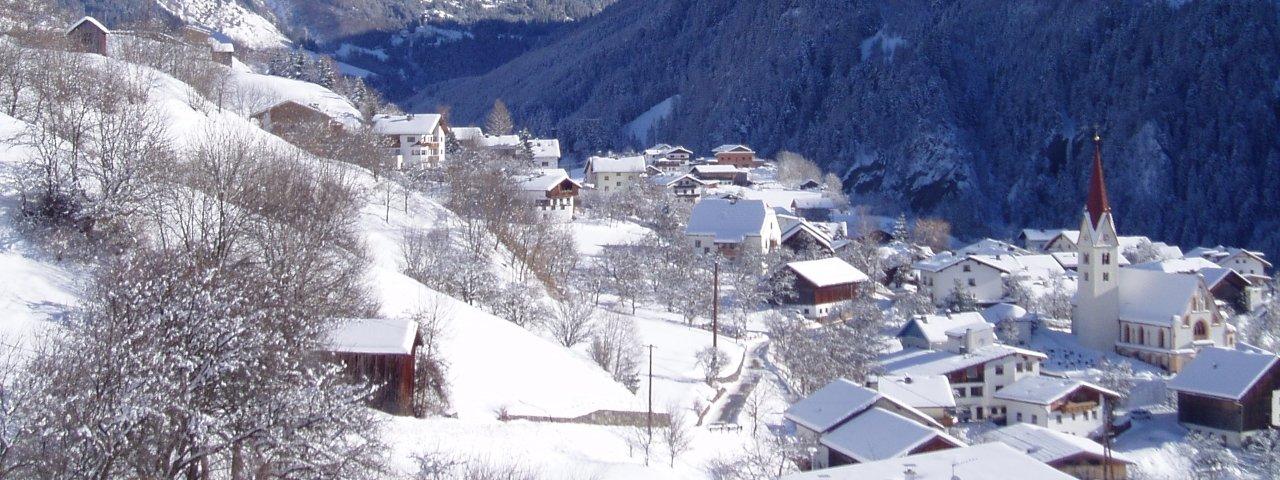 Kauns im Winter, © Tiroler Oberland