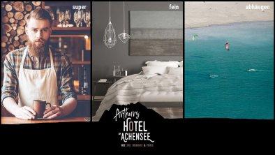 Arthurs Hotel am Achensee, © Arthurs Hotel am Achensee
