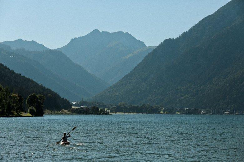 """""""Für mich ist das mit dem See wohl genauso wie mit den Bergen für eine Tirolerin."""""""