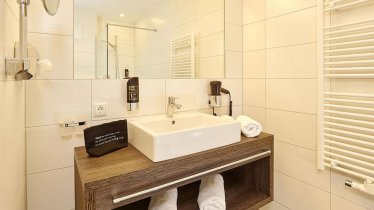 Hotel Kristall Badezimmer Suite