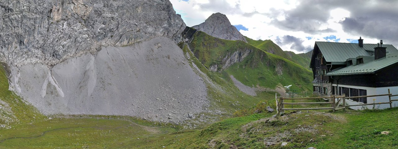 Anhalter Hütte, © Tirol Werbung/Klingler