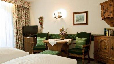 Doppelzimmer, © Hotel Ludwig
