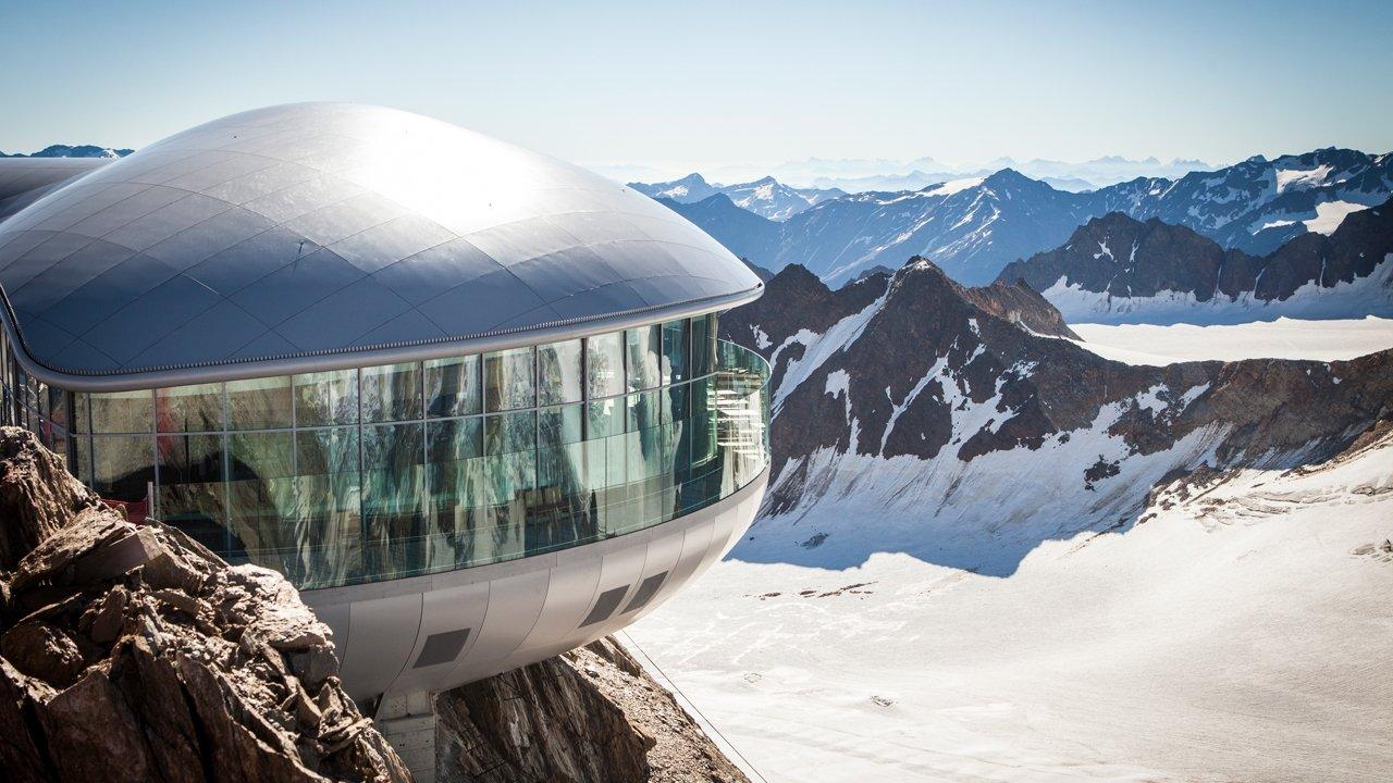 , © Pitztaler Gletscherbahnen