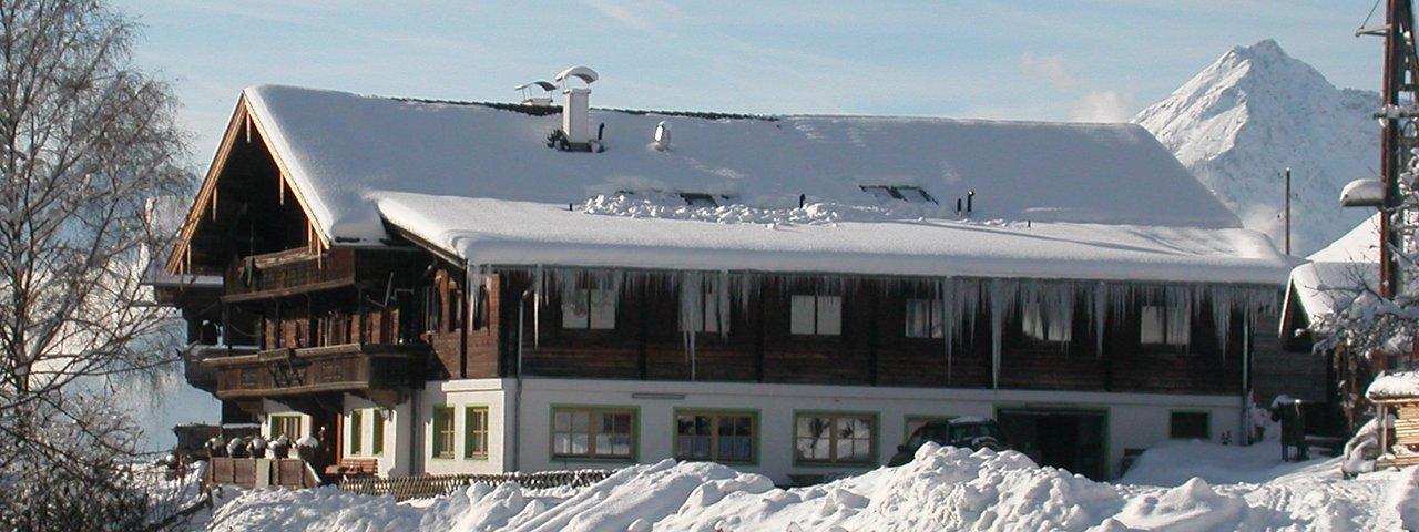 Hausbergerhof Brixlegg im Winter, © Hausbergerhof