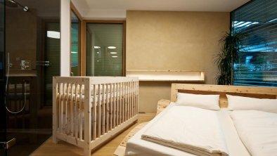 Modulhaus innen Schlafzimmer 1