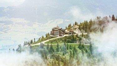 Das Pendlinghaus am Gipfel des Pendling, © Vanmey Photography