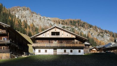 Giatla Haus, Kalkstein, Foto ┬® Lukas Schaller