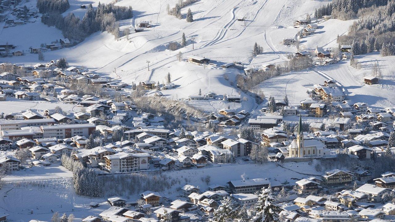 Kirchberg in Tirol im Winter, © Kurt Tropper