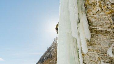 Eisklettern in Tirol , © Tirol Werbung / Haindl Ramon
