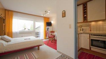 Am Lift, Wohn-/Schlafzimmer, © Wallner
