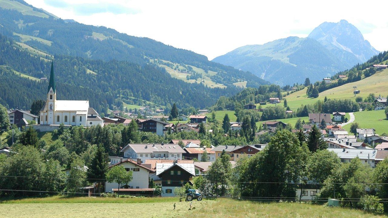 Kirchberg in Tirol im Sommer, © Kitzbüheler Alpen - Brixental