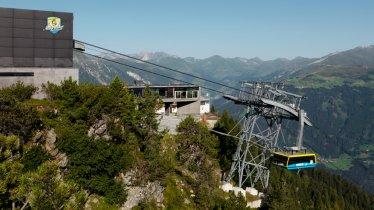 Ahornbahn in Mayrhofen, © Mayrhofner Bergbahnen