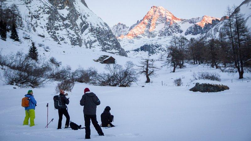 Fotokurs Winter-Licht mit Patrice Kunte in Osttirol, © Patrice Kunte