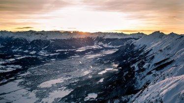 Das Inntal im Winter, © Tirol Werbung / Rainer Simon