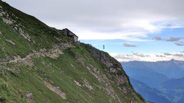Augsburger Hütte, © Tirol Werbung/Klingler