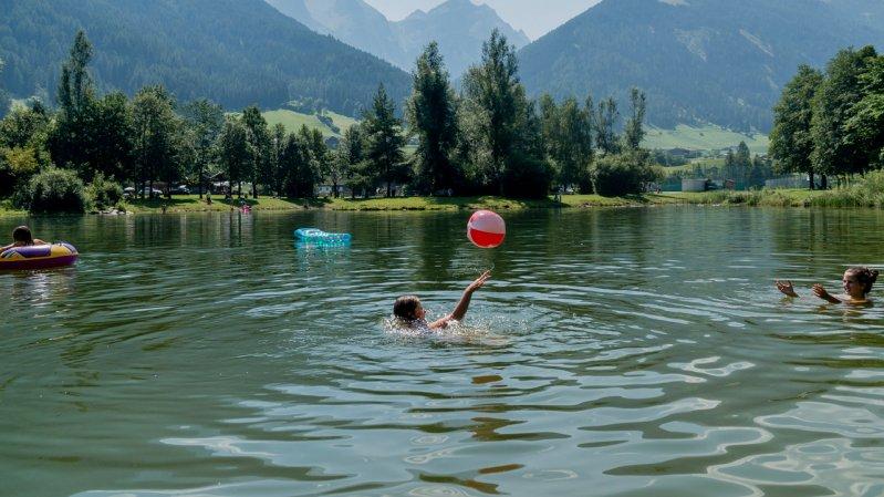 Kampler See, © Tirol Werbung / Herbig Hans