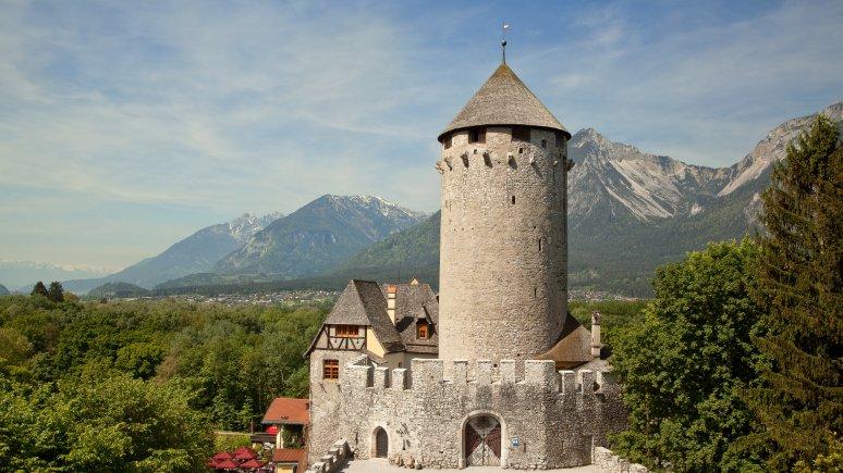 Schloss Matzen, © Alpbachtal Tourismus