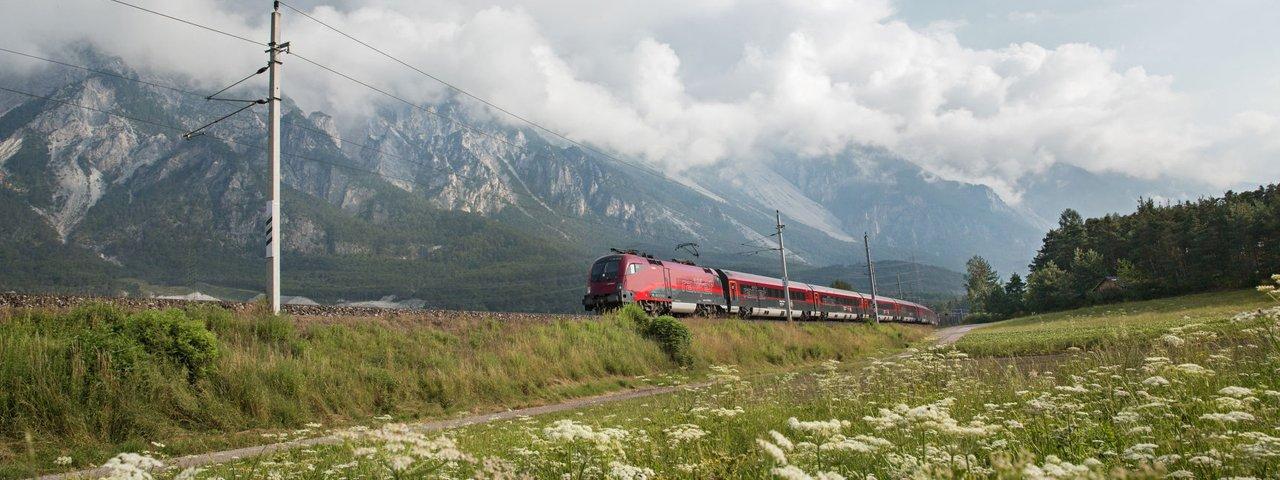 ÖBB, © Tirol Werbung/Regina Recht