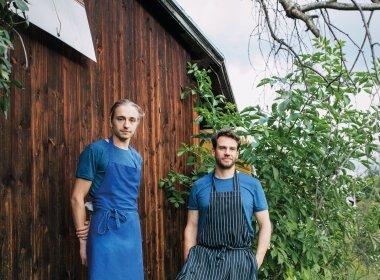 Zwei Mann, ein Laden: Mit ihrem eigenen Restaurant haben sich Waal Sterneberg (links) und Thomas Kluckner einen Traum erfüllt. , © Tirol Werbung / Verena Kathrein