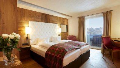 Wohnkomfortzimmer Alpin