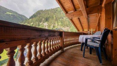 Ferienwohnung 6 Balkon