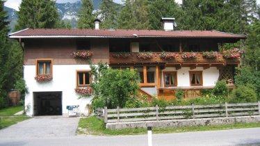 Hausansicht Ferienwohnung Abendstein in Steinberg am Rofan - Achensee, © im-web.de/ DS Destination Solutions GmbH (eda16)