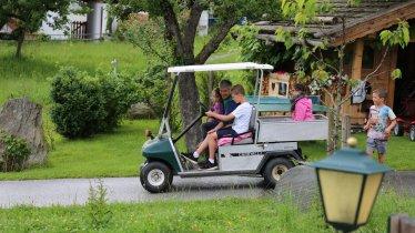 Golfwagen Kinder